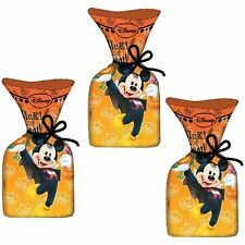 Halloween Mickey Mouse treat bags with twist ties