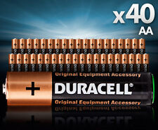 Duracell AA Batteries 40-Pack Expiry 30/03/2021