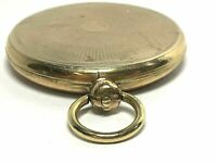 Antique Gold Filled Locket With Daguerreotype Portraits 1837-1910