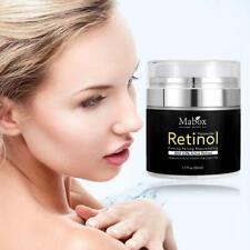 2.5% Retinol Whitening face cream + Vitamin C Serum aging Anti 50ML