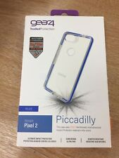 New Google Pixel 2 Gear4 D3O Piccadilly Blue case Genuine