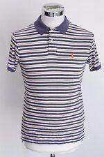 POLO RALPH LAUREN S polo t-shirt maglia maglietta E4447
