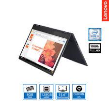 """Lenovo Chromebook C630 Laptop Convertible táctil 15.6"""" Core i5-8250U, 8GB, 128GB"""