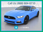 2017 Ford Mustang EcoBoost Coupe 2D Cruise Control Hill Start Assist Fog Lights Power Steering Dual Air Bags Keyless