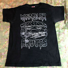 Wrangler Brutes T Shirt Tour Born Against Mens Recovery Project Lifes Blood Sam