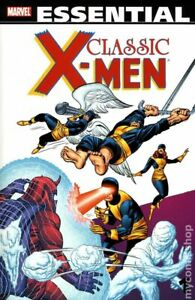 Essential Classic X-Men TPB 2nd Edition #1-1ST VF 2010 Stock Image