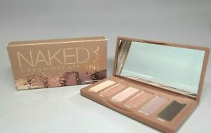 Urban Decay Naked 3 Urban Decay Mini Eyeshadow Palette 6 Colors NEW IN BOX