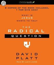 The Radical Question: What Is Jesus Worth to You? (CD)