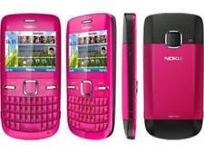 Brand New Nokia C3-00 Unlocked Qwerty Keypad Wifi Camera Mobile Phone UK Seller
