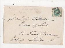 Julia Talmason Duchess Of Kent Kensington Gardens London 1900 708a