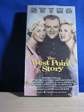 The West Point Story VHS