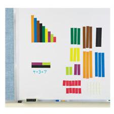 Ressources d'apprentissage-géant magnétique tableau blanc cuisenaire rods set -- LER7708