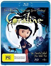 Coraline   Blu-Ray Region B