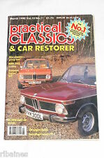 Practical Classics March 1990/BMW 2002/MK1 Escort RS2000/Sunbeam Alpine/Imp