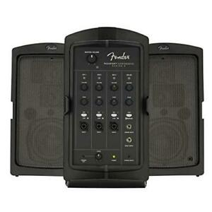 Fender 6942000000 Passport Conference S2 175 Watts All in One PA System