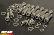 Rocker cover bolt kit saab B204 93-cap head-astra corsa gsi sri vxr turbo