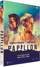 DVD *** PAPILLON *** avec Rami Malek, Charlie Hunnam ( neuf sous blister )