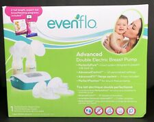 EVENFLO Advanced Double Electric Breast Pump w/ Breastfeeding Program 2951 ~ NEW