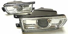 AUDI 100 C4 1990-1994 TUNING FOG LIGHTS set pair  (RH+LH) CHROME CLEAR