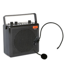 68W Wireless Voice Amplifier Booster PA System Teaching Guide Speaker Megaphone