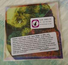 VIOLENS ACID REIGN 3 TRACK CD