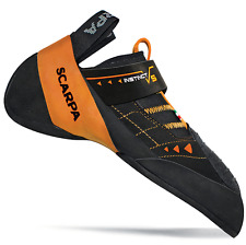 Scarpa Instinct, Mens Size EU 40, US 7.5, rock climbing trad shoes sport NEW