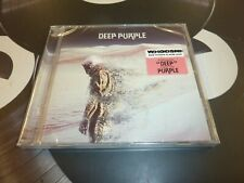 DEEP PURPLE - WHOOSH! CD MINT/SEALED