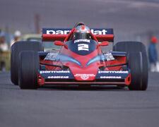 1978 Driver JOHN WATSON Glossy 8x10 Photo U.S. Grand Prix West Poster Formula 1