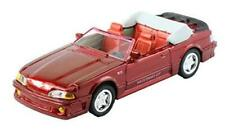 NewRay '89 Ford Mustang GT 5.0 Convertible in Red Diecast - All American City