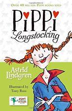 Pippi Longstocking,Astrid Lindgren, Tony Ross- 9780192793799