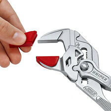 Knipex 3pc Protective Jaw Covers f/ 250mm Adjustable Wrench Pliers 86 09 250 V01