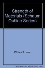 Strength of Materials (Schaums Outline Series)