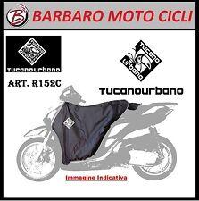 TERMOSCUD TUCANO URBANO COPRIGAMBE  NERO COPERTA TERMICA PIAGGIO BEVERLY R152C