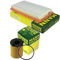 MANN-Filter Set Ölfilter Luftfilter Inspektionspaket MOL-9693388