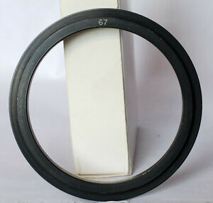 Unbranded 67mm adapter ring to fit Cokin A series filter adapters.