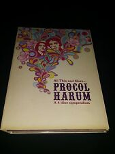 All This And More Procol Harum (3) CD NO DVD Gary Brooker Robin Trower