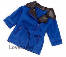 "No Turning Back Blue Jacket Coat for 18"" American Girl Doll Lovvbugg! Found!"