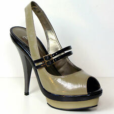 Stiletto Patent Leather Standard Width (D) Shoes for Women
