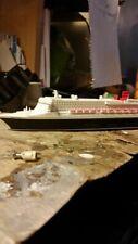 Commemorative Cruise ship model