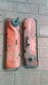 Ford V8 Cleveland XC Cobra LTD GXL Rocker Covers