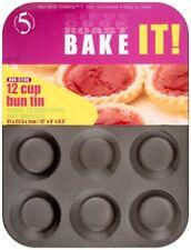 Non Stick 12 cup Mince Pie Jam Tart Tin