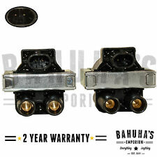 2X IGNITION COILS FOR AN ALFA ROMEO 33 / 145 / 146 / 155 1.3 1.4 2.0 1983-1997