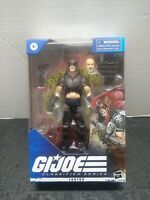 2021 Hasbro GI Joe Classified Series Zartan #23 Action IN HAND SEALED