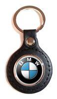 Porte-clés Simili Cuir Sport logo BMW
