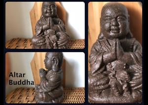 Love Compassion Meditation Buddha Altar Shrine Statue Figure Buddhism Buddhist