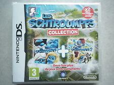 Les Schtroumpfs Collection 2 jeux en 1 Jeu Nintendo DS