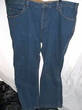 Duluth Trading Men's Ballroom 5-Pocket Flannel Lined Jeans Size 44x32 NICE!