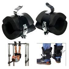 Inversion Anti Gravity Boots Hang Ups Chin Up Abdominal Crunch Sit Up Bar Hooks