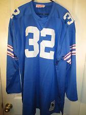 Classic Mitchell & Ness NFL Buffalo Bills Oj Simpson #32 Jersey Size 56