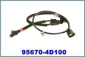 Genuine ABS Wheel Speed Sensor Fr RH 956704D100 for Hyundai kia Entourage;Sedona